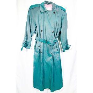 Jones New York Vintage Metallic Iridescent Jacket